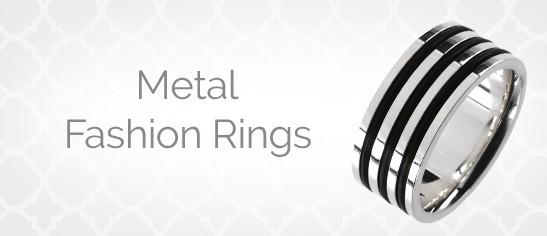 Metal Fashion Rings