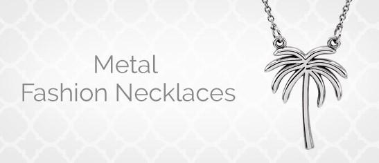 Metal Fashion Necklaces