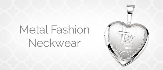 Metal Fashion Neckwear