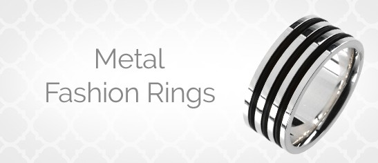 Metal Fashion Rings