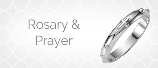 Rosary And Prayer