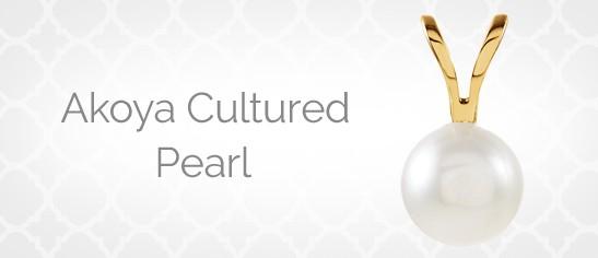 Akoya Cultured Pearl
