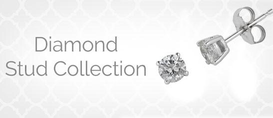 Diamond Stud Collection