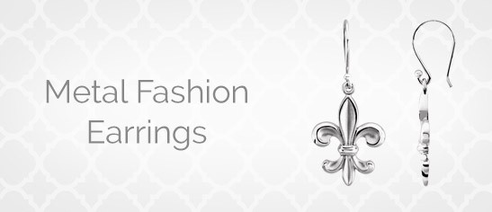 Metal Fashion Earrings