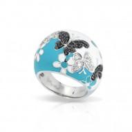 Flutter Turquoise Ring