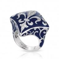Jos�phine Blue Ring