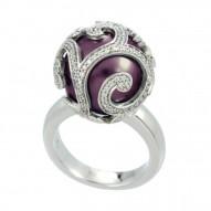 BeautyBound Merlot Ring