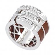 Links Brown Ring