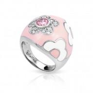 Fleur Pink Ring