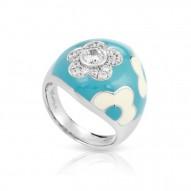 Fleur Turquoise Ring