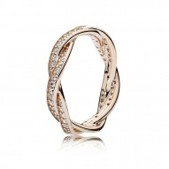 Pandora Ring  Style# 180892CZ