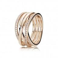 Pandora Ring  Style# 180919CZ