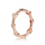 Pandora Ring  Style# 187729CZ