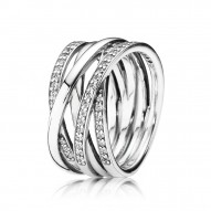 Pandora Ring  Style# 190919CZ