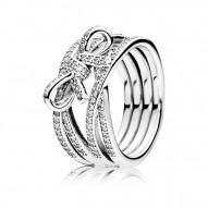 Pandora Ring  Style# 190995CZ