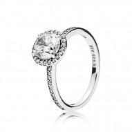 Pandora Ring  Style# 196250CZ