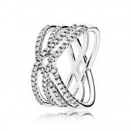 Pandora Ring  Style# 196401CZ