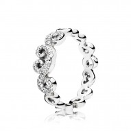 Pandora Ring  Style# 197117CZ