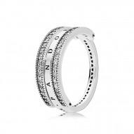 Pandora Ring  Style# 197404CZ