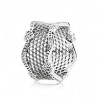 Pandora Ring  Style# 197706CZ