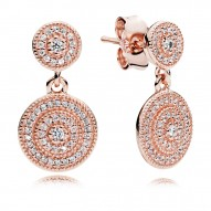 Pandora Earring  Style# 280688CZ