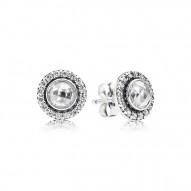 Pandora Earring  Style# 290553CZ