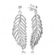 Pandora Earring  Style# 290584CZ