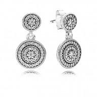 Pandora Earring  Style# 290688CZ