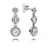 Pandora Earring  Style# 290742CZ
