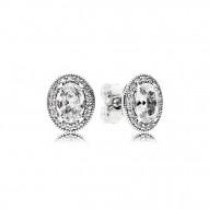 Pandora Earring  Style# 296247CZ