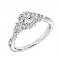 Artcarved Dara Engagement Ring
