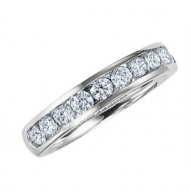 Artcarved 1/3ct Channel Set Anniversary Ring