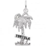 TORTOLA PALM W/SIGN