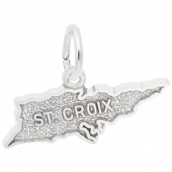 ST. CROIX MAP W/BORDER