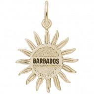 BARBADOS SUN LARGE