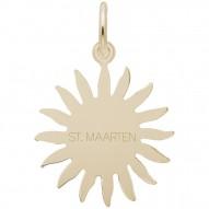 ST. MAARTEN SUN LARGE
