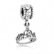 Pandora Charm  Style# 791117CZ
