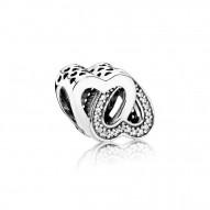 Pandora Charm  Style# 791880CZ