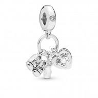 Pandora Charm  Style# 798106CZ