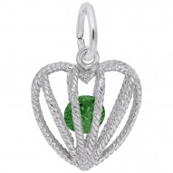 05 HEART BIRTHSTONE MAY