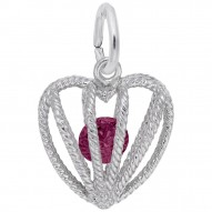 07 HEART BIRTHSTONE JUL