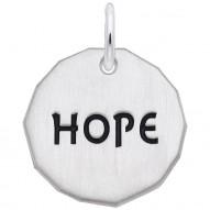 HOPE CHARM TAG