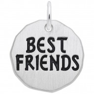 BEST FRIENDS CHARM TAG