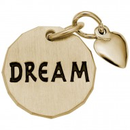 DREAM TAG W/HEART