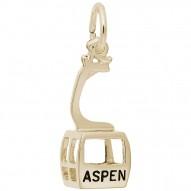 ASPEN GONDOLA W/BLACK