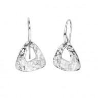 Trillium Diamond Earrings