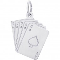 CARDS CHARM