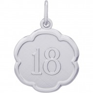NUMBER 18  CHARM