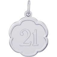 NUMBER 21  CHARM