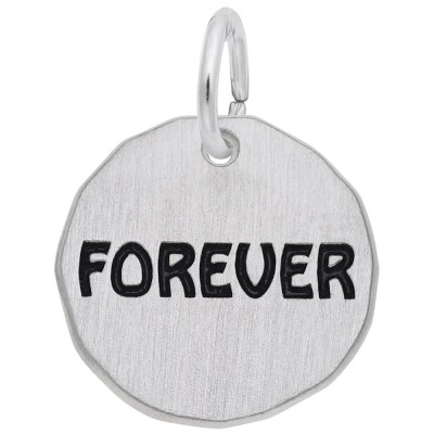 FOREVER CHARM TAG